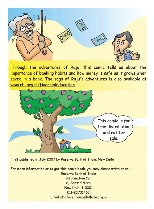 Raju And The Money Tree Rupee Times